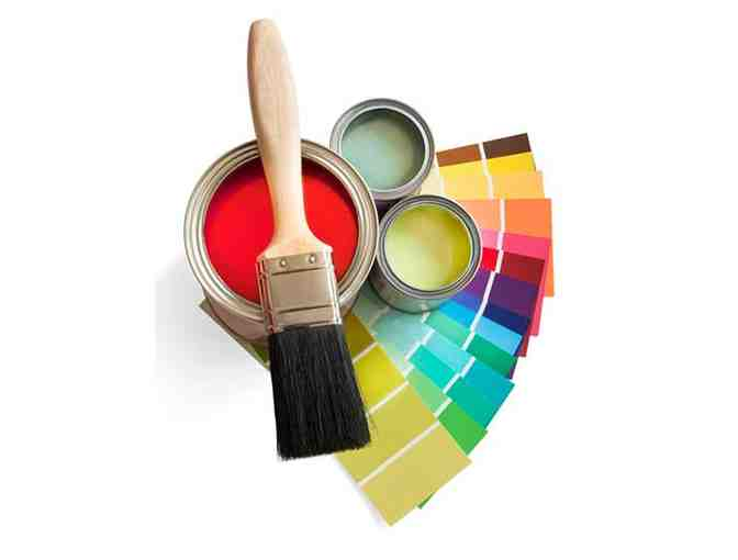 Painting Supplies and $50 Gift Certificate