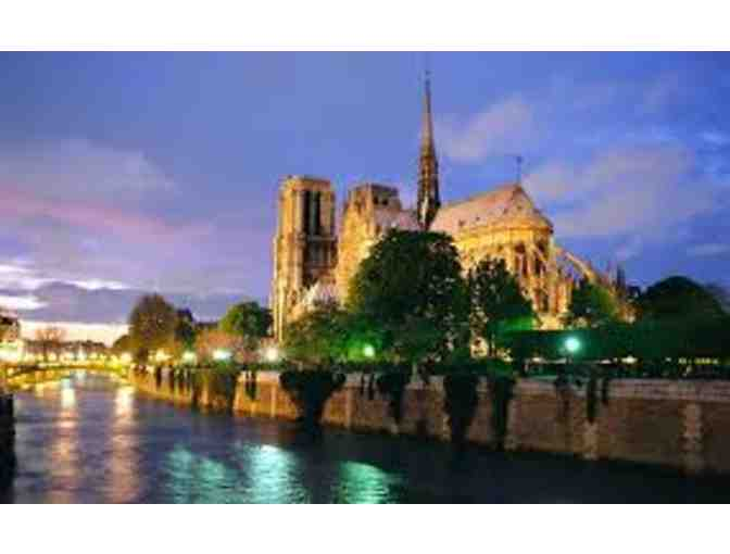 Paris: City of Light, Bridges, and Romance