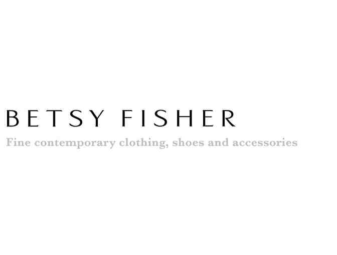 Betsy Fisher $250 gift certificate