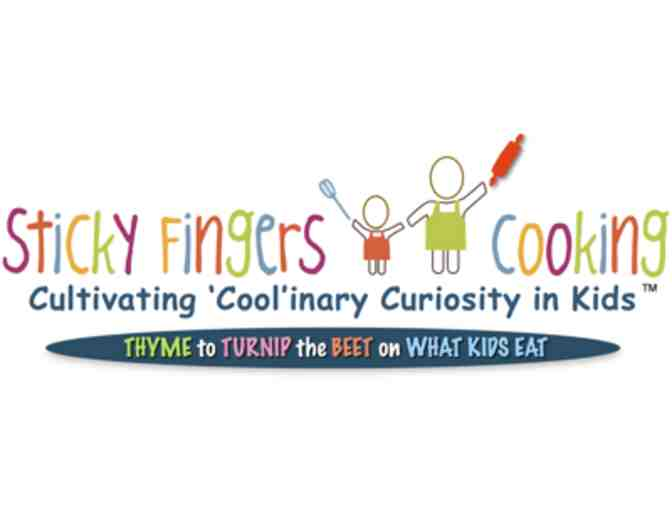 Child's Cooking Class with Sticky Fingers - Photo 1