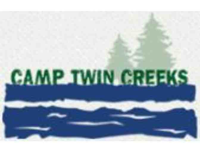 Camp Twin Creeks - $1,500 Gift Card for Camp - Photo 1