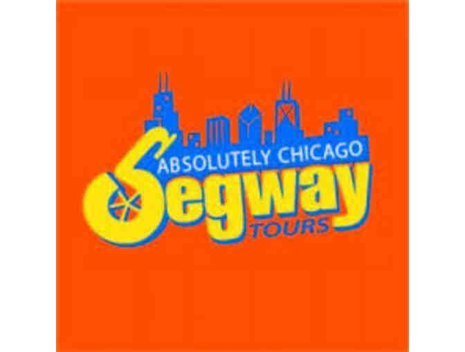 Absolutely Chicago Segway Tour - Photo 1