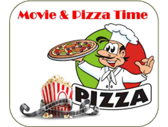 Pizza and a Movie with Mrs. Debby and Mrs. Neamt - Photo 1