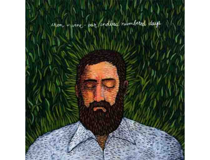 2 TICKETS TO STATE THEATER STATE THEATER  CONCERT IRON & WINE  11/6/18