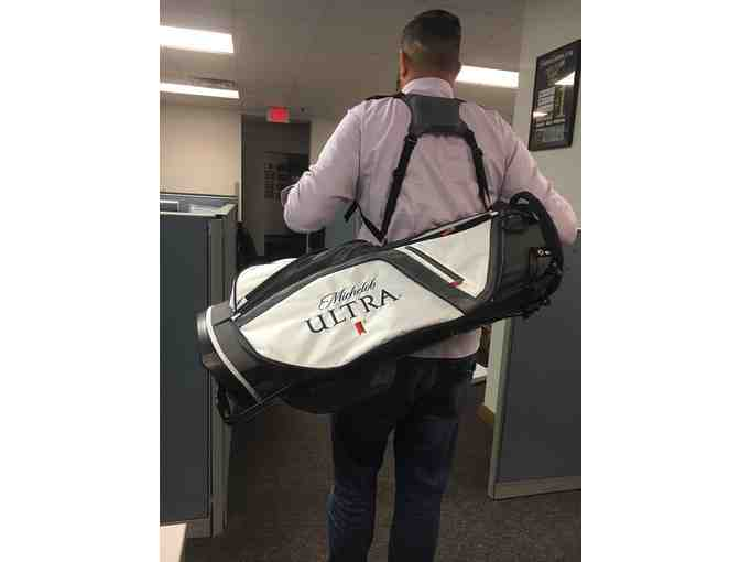 MICHELOB ULTRA GOLF BAG