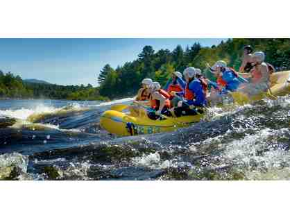 North Country Rivers White Water Rafting for 2