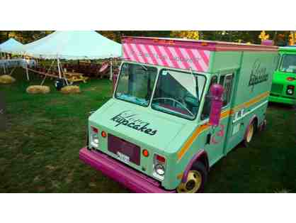 LOVE KUPCAKE FOOD TRUCK FOR EVENT UP TO 200 PEOPLE