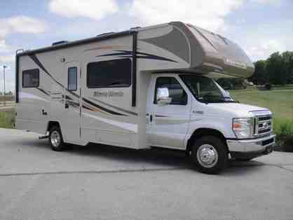 MOTOR HOME RENTAL FOR 7 DAYS/6 NIGHTS WITH UNLIMITED MILEAGE FROM LEE'S FAMILY TRAILER SAL