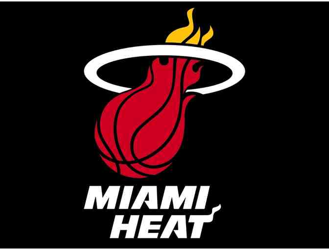 2 Tickets to a 2018 MIAMI HEAT GAME!  Section 101, Row 11 Seats 17 and 18 - LOWER BOWL - Photo 1