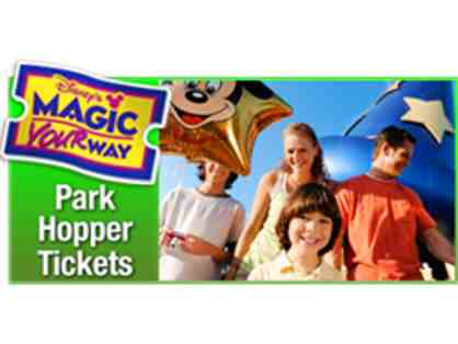 1-Day Disney World Park Hopper Pass