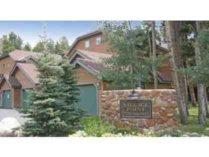 Breckenridge Colorado Townhome - 3 bedroom 3 bath 3-night stay