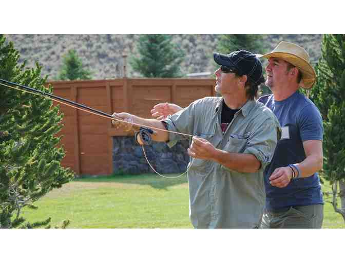 Mike Bostwick Fly Casting School - 3-hour Basic Fly Casting Instruction Class - Photo 1