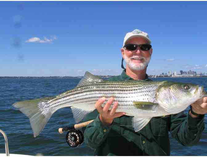 5-Hour Guided Fishing Charter for Two Anglers on Boston Harbor - Photo 2