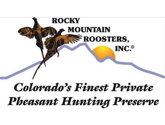 Attention Hunters: Rocky Mountain Roosters Pheasant Hunt for Two Hunters (Dog Included) - Photo 3
