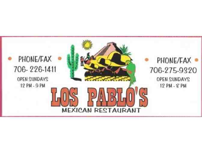 Los Pablos Restaurant Gift Certificate - Photo 1