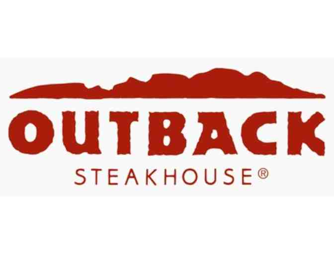 $100 value  Gift Cards to Outback Steakhouse - Photo 1
