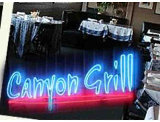 Canyon Grill - Photo 1