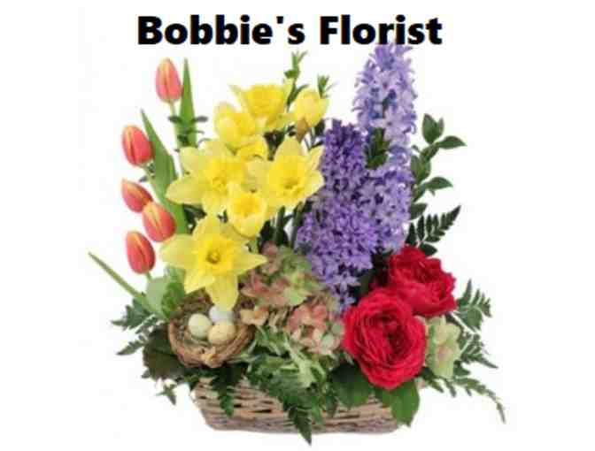 $20 Gift certificate to Bobbie's Florist! - Photo 1