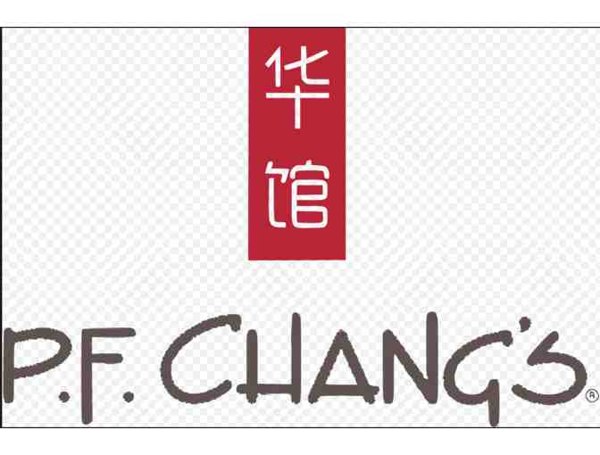 PF Chang's Gift Certificate