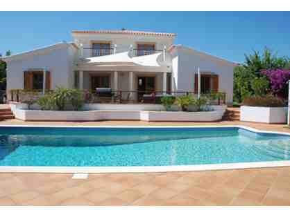 1 Week Stay at a Villa in the Algarve, Portugal