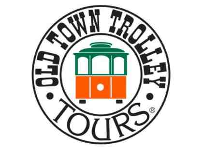 Old Town Trolly Tours 2 Nationwide Passes