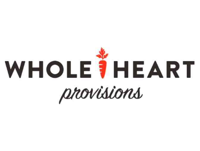 $25 Gift Card to Whole Heart - Photo 1