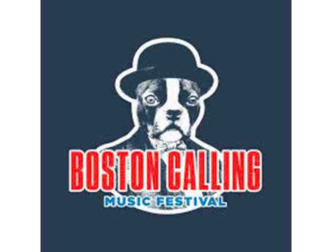2 GA Tickets to Boston Calling Music Festival Night 2 - Photo 1