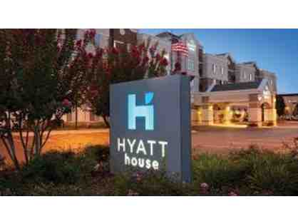 Hyatt House Pleasant Hill and Gourmet Gallop tickets