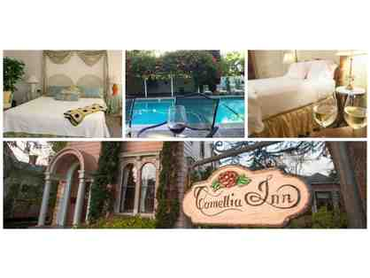 Camellia Inn | Sonoma Wine Country