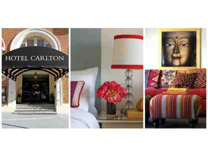 Hotel Carlton | San Francisco