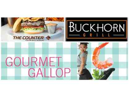 Buckhorn Grill, The Counter, and Diablo Ballet's Gourmet Gallop