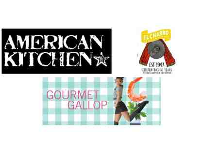 American Kitchen, El Charro, and Diablo Ballet's Gourmet Gallop