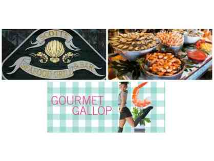 Scott's Seafood and Diablo Ballet's Gourmet Gallop