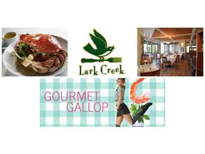 Lark Creek and Diablo Ballet's Gourmet Gallop