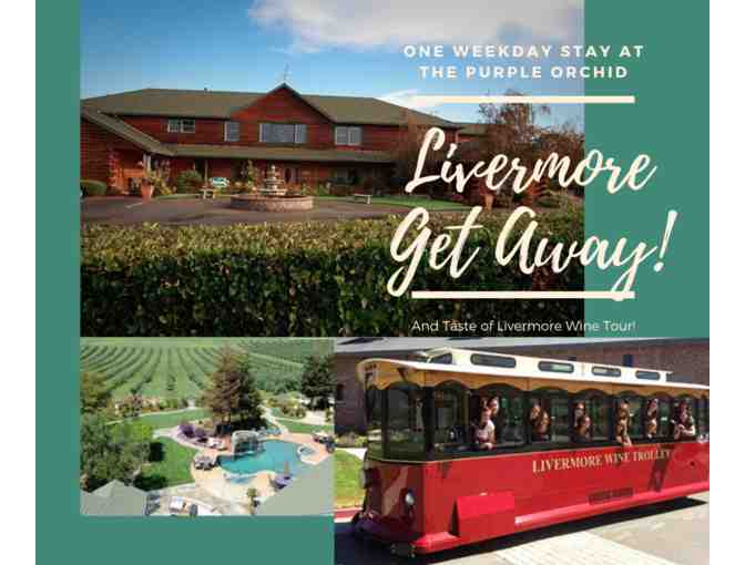 Livermore Getaway at The Purple Orchid Resort & Spa and Taste of Livermore Wine Tour - Photo 1