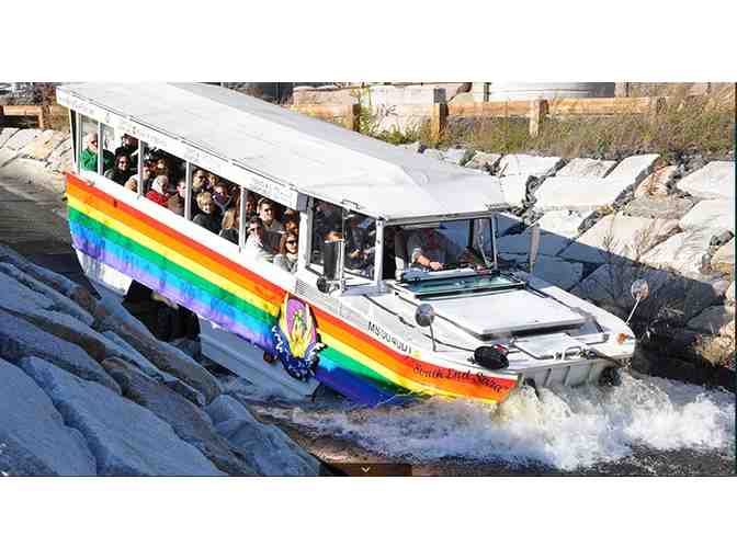 Boston Duck Tours  - 2 Tickets