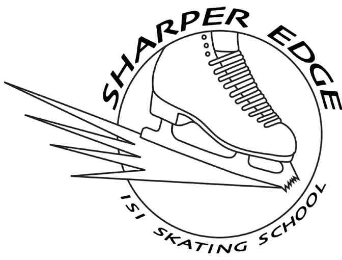 Sharper Edge Skating School - $150 Gift Certificate #29