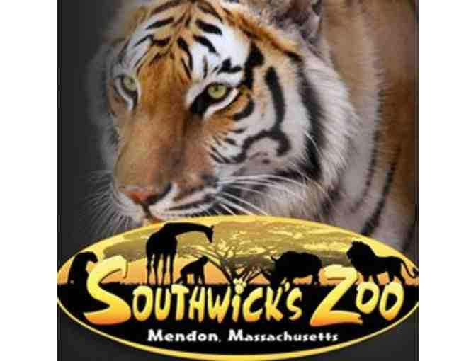 Southwick's Zoo - General Admission For Two