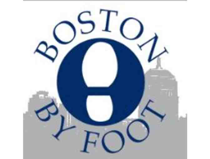 Boston By Foot - 6 Tour Tickets