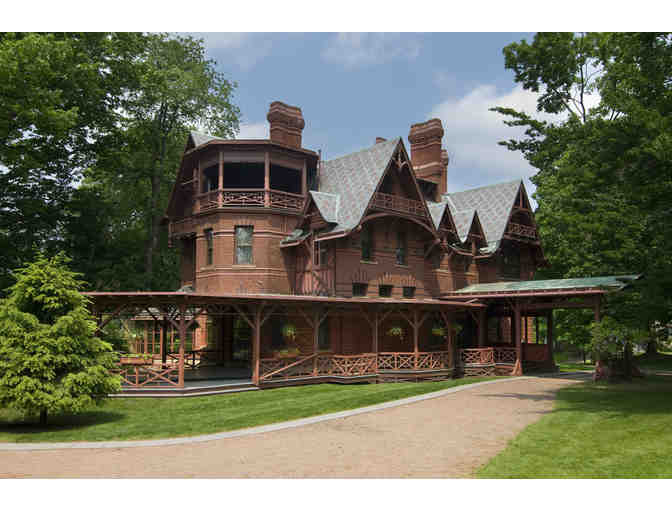 The Mark Twain House & Museum - Two Passes