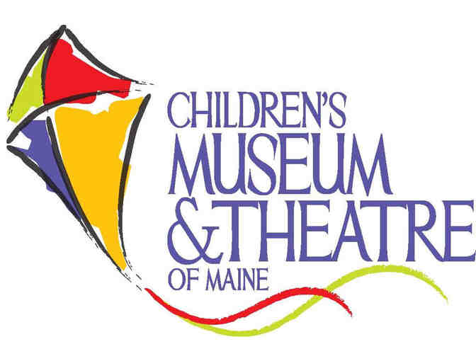 Children's Museum & Theatre of Maine - Two Admission Passes