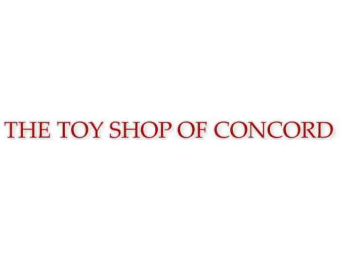 The Toy Shop of Concord - $25 Gift Card