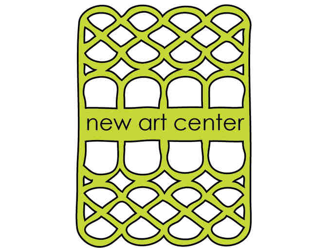 New Art Center  - $100 Gift Certificate for Classes or Vacation Programs