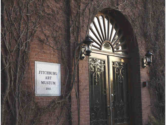 Fitchburg Art Museum - Four Guest Passes