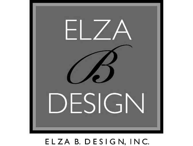 Elza B Design - Two Hours of Interior Design Consultation