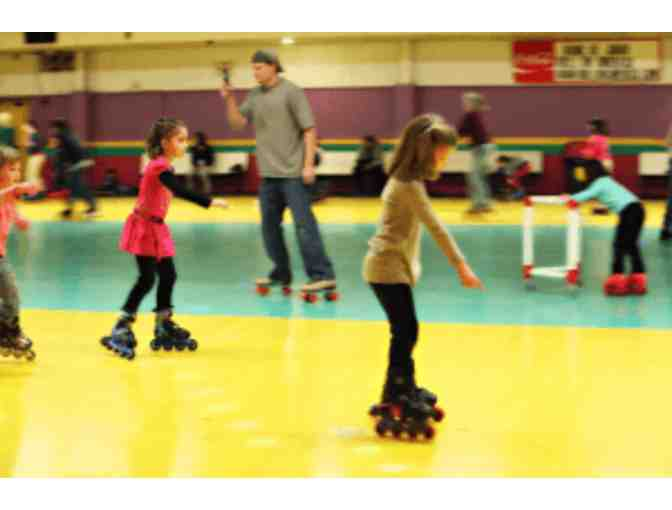 Fun America at Roll On America - Four Passes for Roller Skating