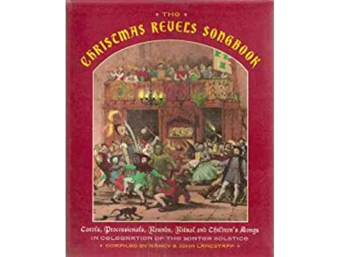 Revels - Four Tickets to 2019 performance of The Christmas Revels Play and Revels CD