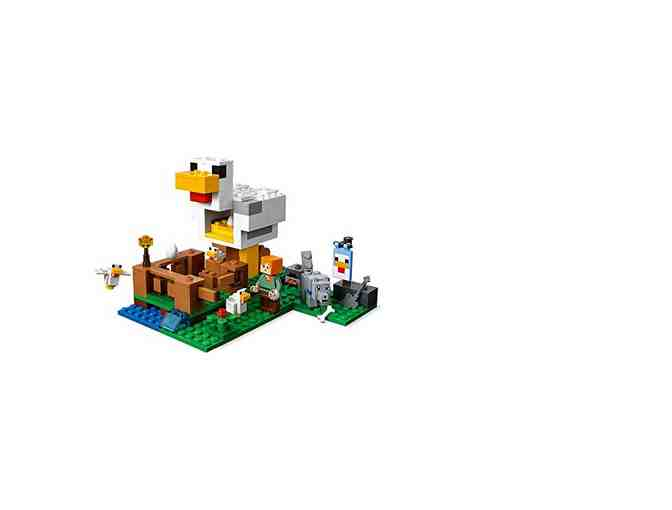 Lego Minecraft: The Chicken Coop