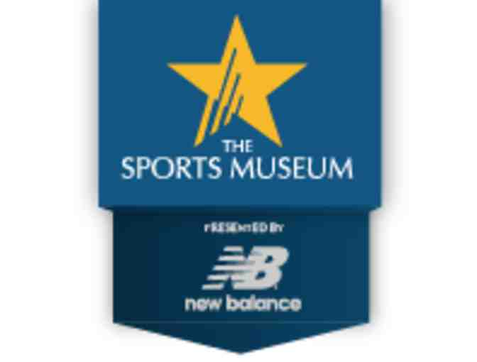 The Sports Museum - Group Pass For Ten People