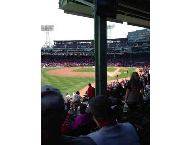 Red Sox vs. Tampa Bay Rays, July 30, 2019 - Four Tickets (GS 32, Row 8, Seats 7-10)